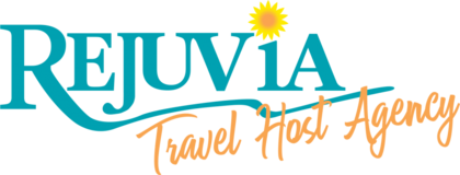 Rejuvia Travel Host Agency logo