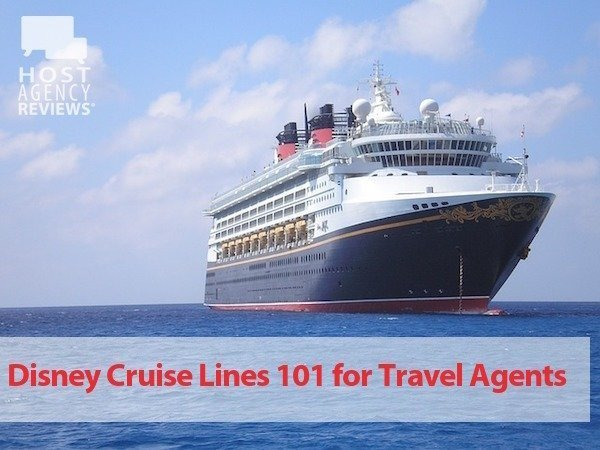 Disney Cruise Lines 101 for Travel Agents