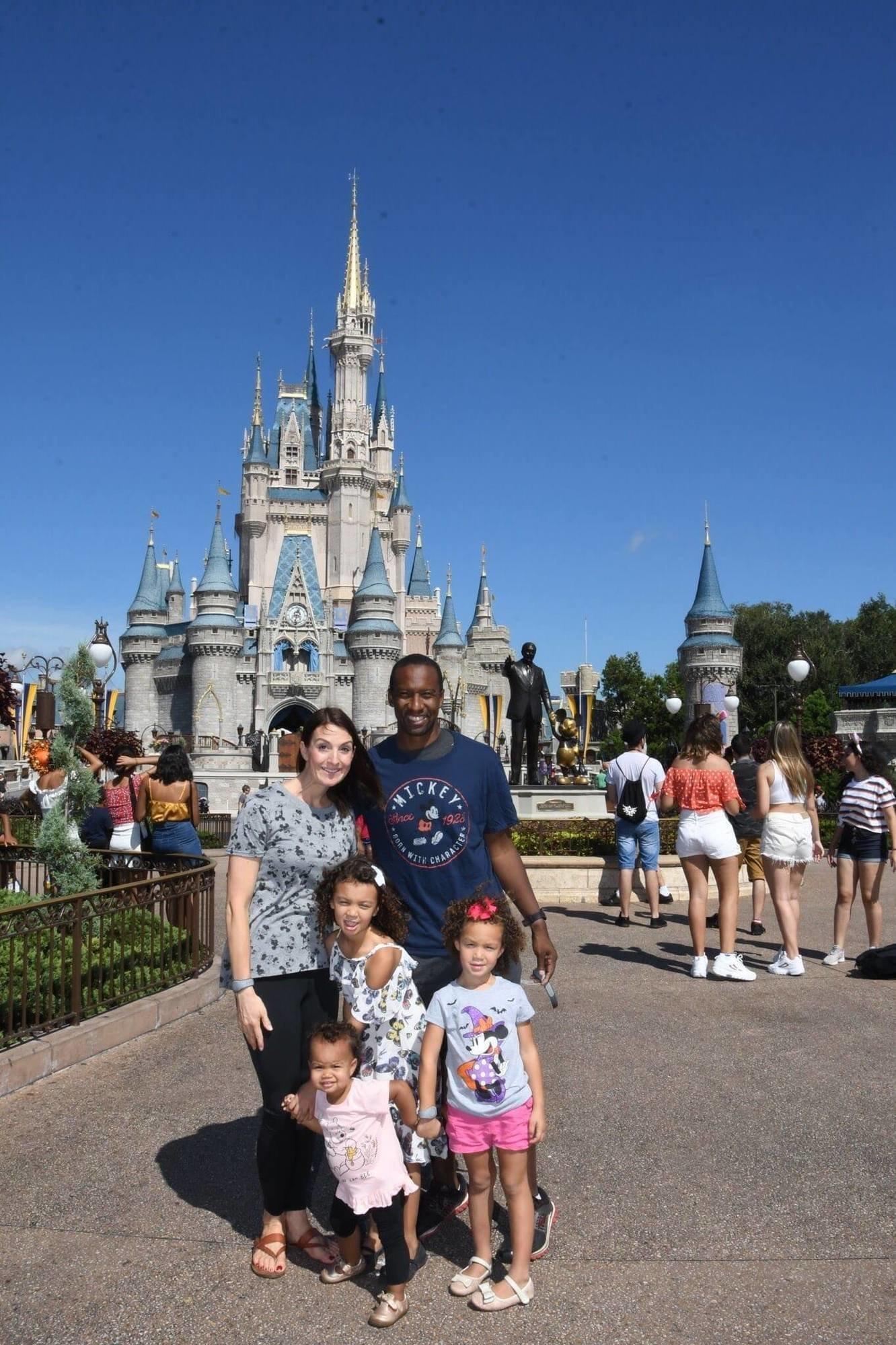 DeJuan Shorter, The Timely Traveler Disney World