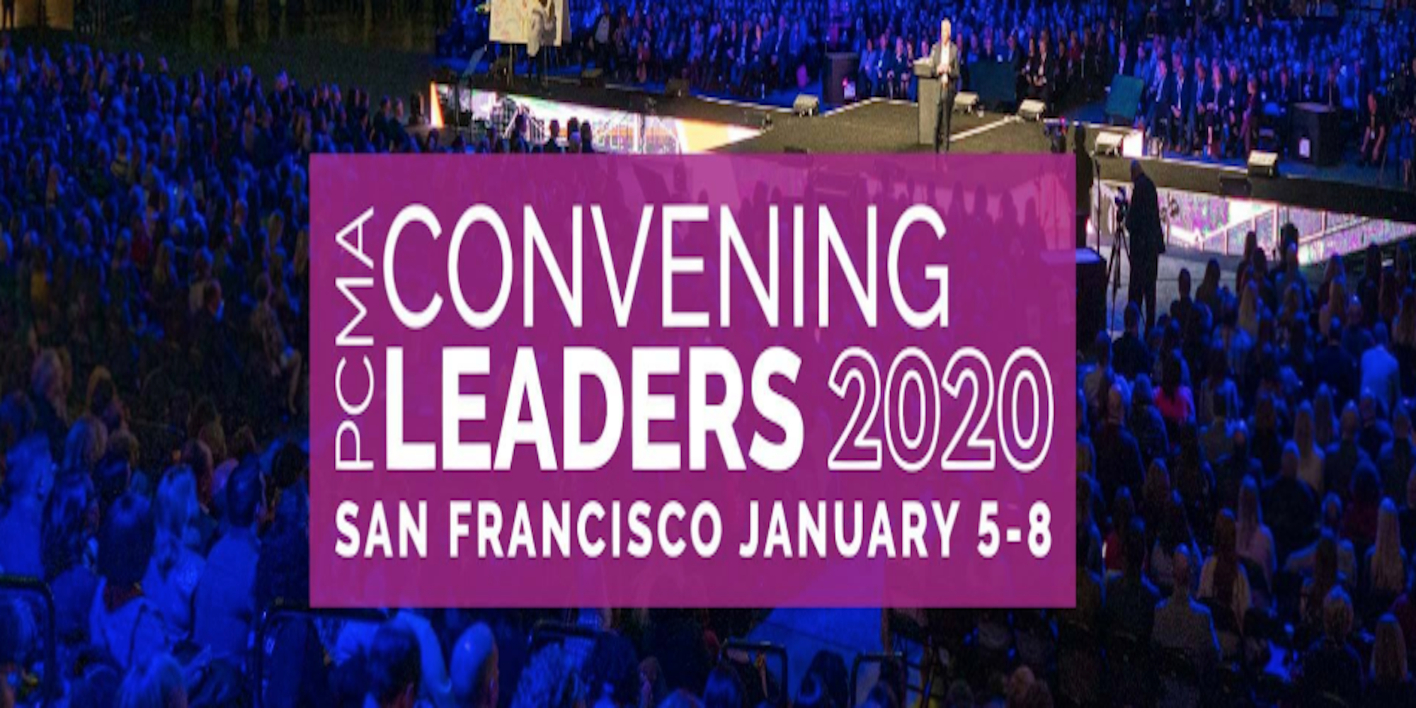 PCMA Convening Leaders 2020