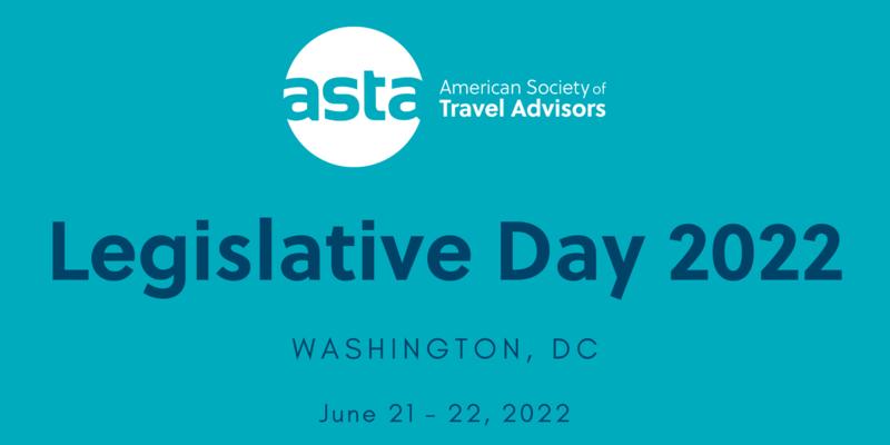 ASTA Legislative Day 2022