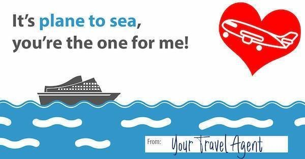 Travel Agent Valentine: Plane to Sea