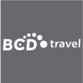 BCD Travel logo
