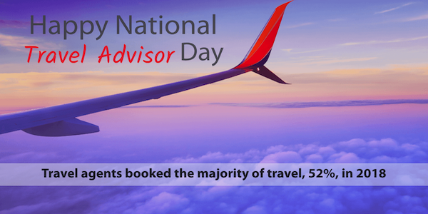 National Travel Advisor Day for Facebook, 2020