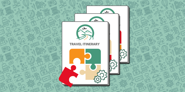 Travel Agent Booking Basics: A Free Travel Agent Itinerary Template