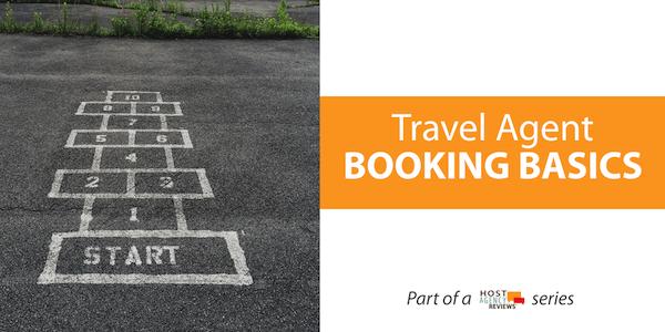 Travel Agent Booking Basics