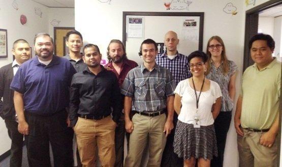 Montrose Web Development Team