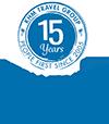 KHM Travel 15 Year Anniversary