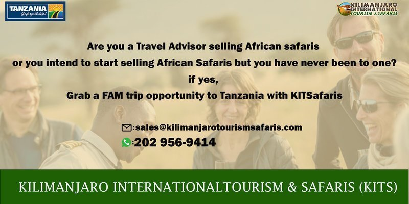TANZANIA SAFARI FAM TRIP-NOV 2021
