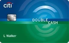 Best Personal Credit Card: Citi Double Cash