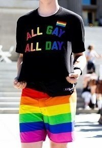 All Gay All Day Shirt