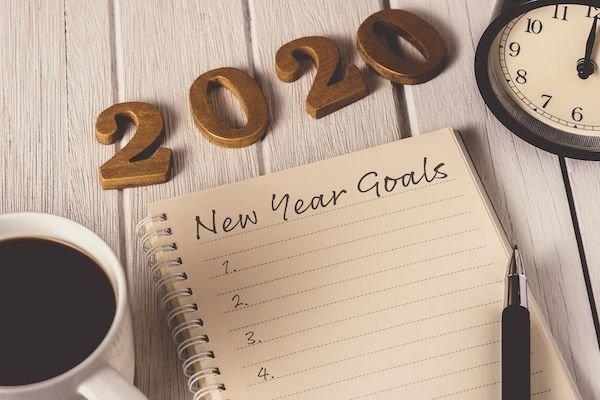 KHM – 2020 Goals Notebook