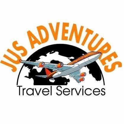 Jus Adventures Travel Services logo