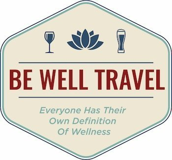 Be Well Travel logo