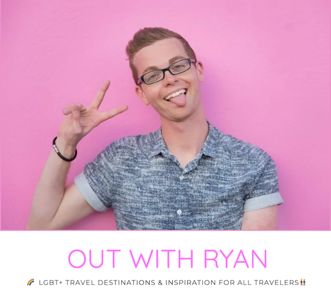 Out With Ryan LGBTQ Travel Blog 2019