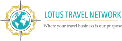 Lotus Travel Network logo