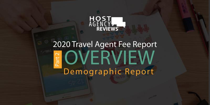 2020 Demographic Travel Agent Report