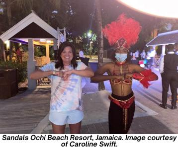 Sandals Ochi Beach Resort, Jamaica