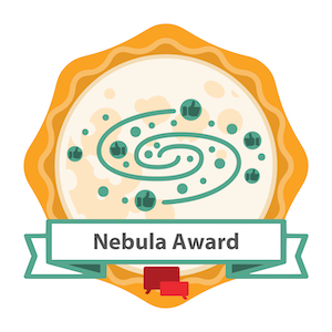 HAR Top Host Agency Nebula Award Badge
