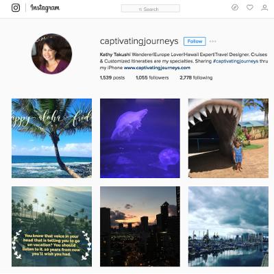 Travel Agent Social Media - Captivating Journeys