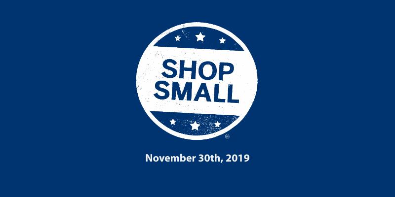 Small Business Saturday Header