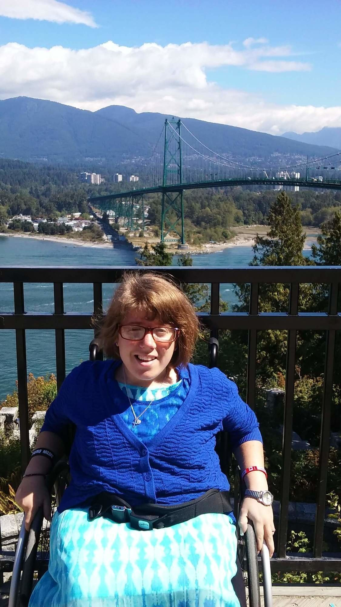 TAC 19: Holly Fossum in Vancouver