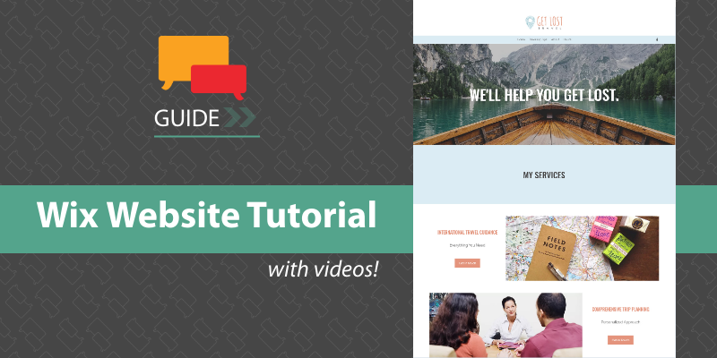 Wix Tutorial: Build a Website in 7 Minutes