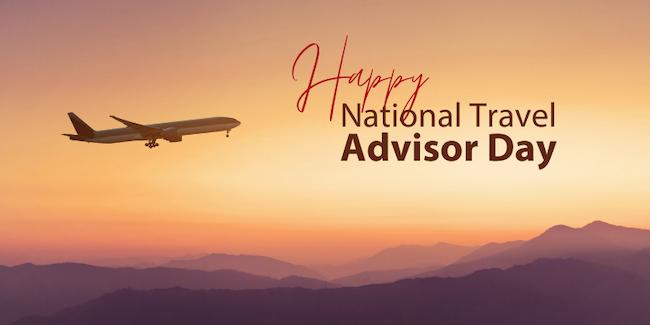 FB National Travel Advisor Day, 2021