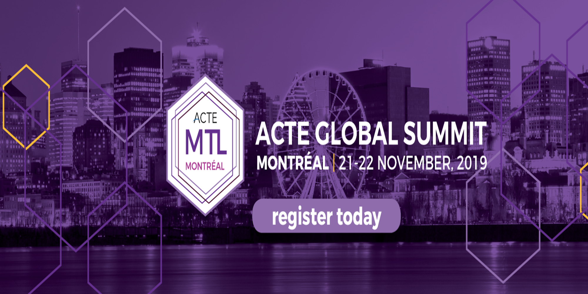 ACTE Global Summit Montreal