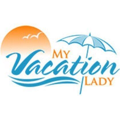My Vacation Lady logo