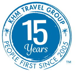 KHM Travel Group logo