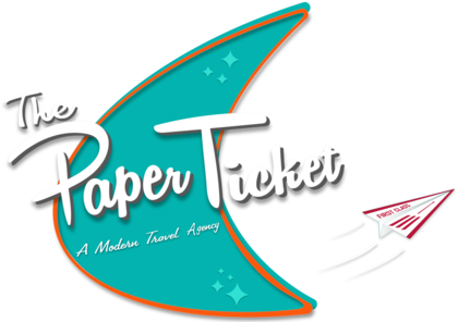 The Paper Ticket logo