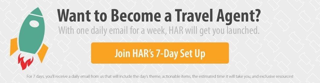 7-Day Set Up Travel Agent Challenge