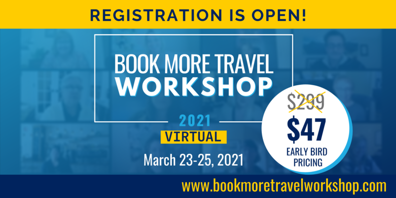 Book More Travel Workshop