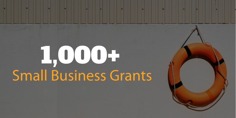 Header - Small Business Grants