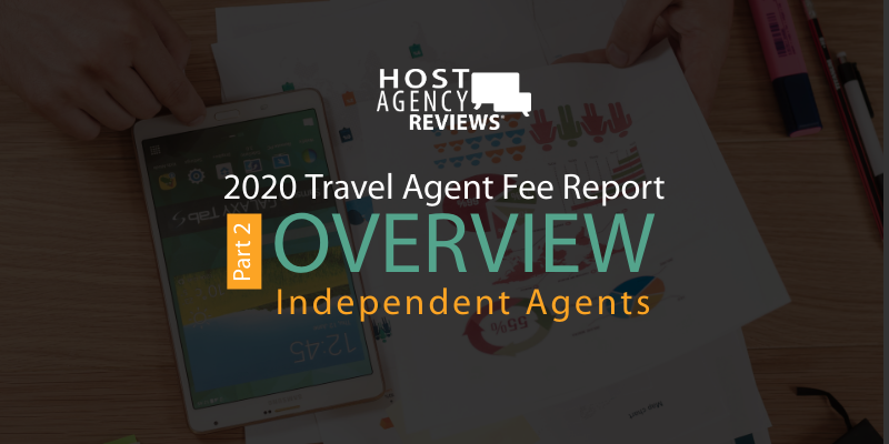 Independent Agent 2020 Fee Report Header