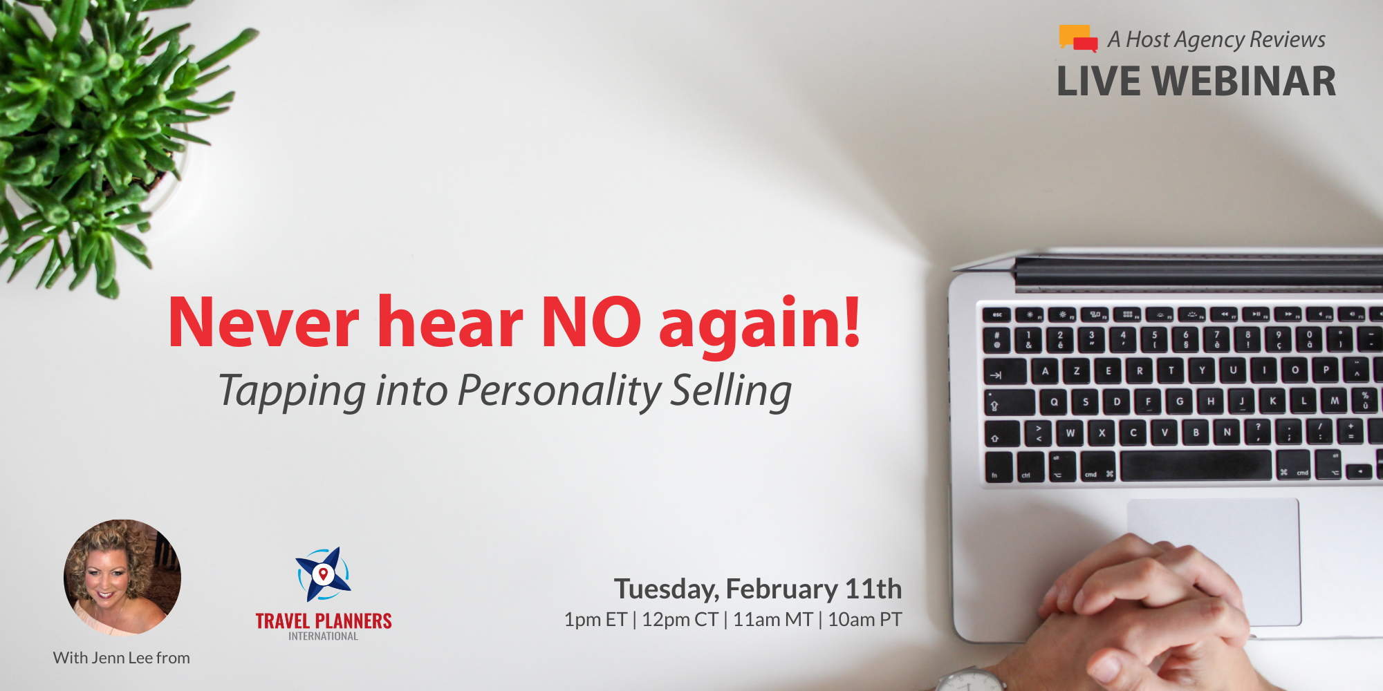 Never hear NO again! Tapping into Personality Selling