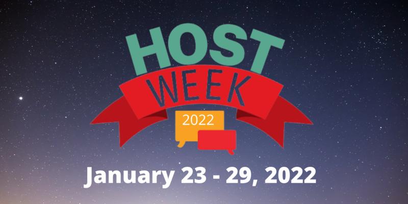 Host Week 2022