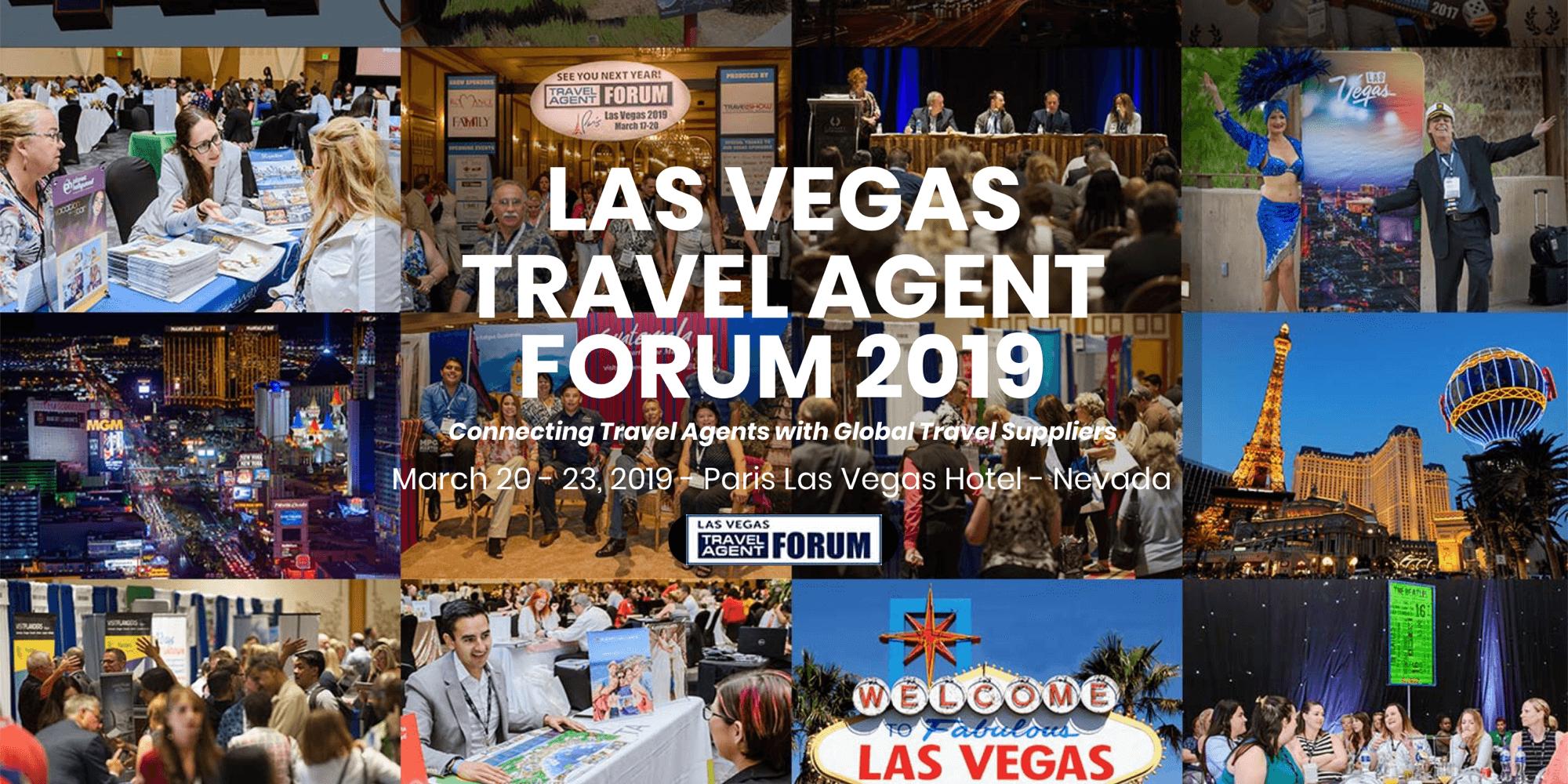 Las Vegas Travel Agent Forum 2019