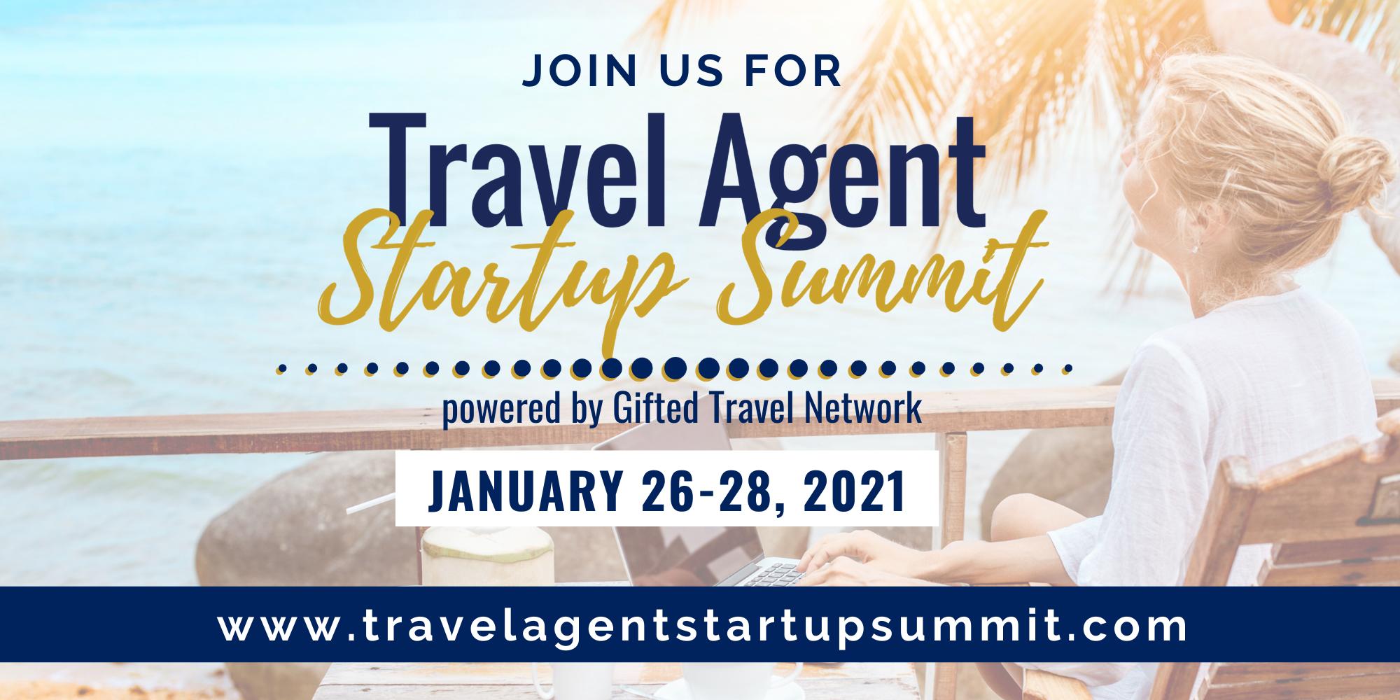 Travel Agent Startup Summit