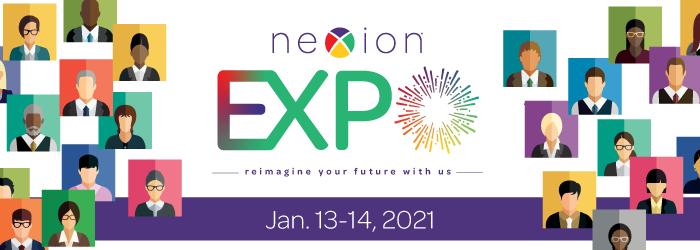 Nexion Expo Banner