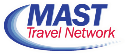 MAST Travel Network logo
