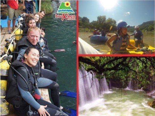 Adventure Travel Mexico (ATMEX) SCUBA, Rafting