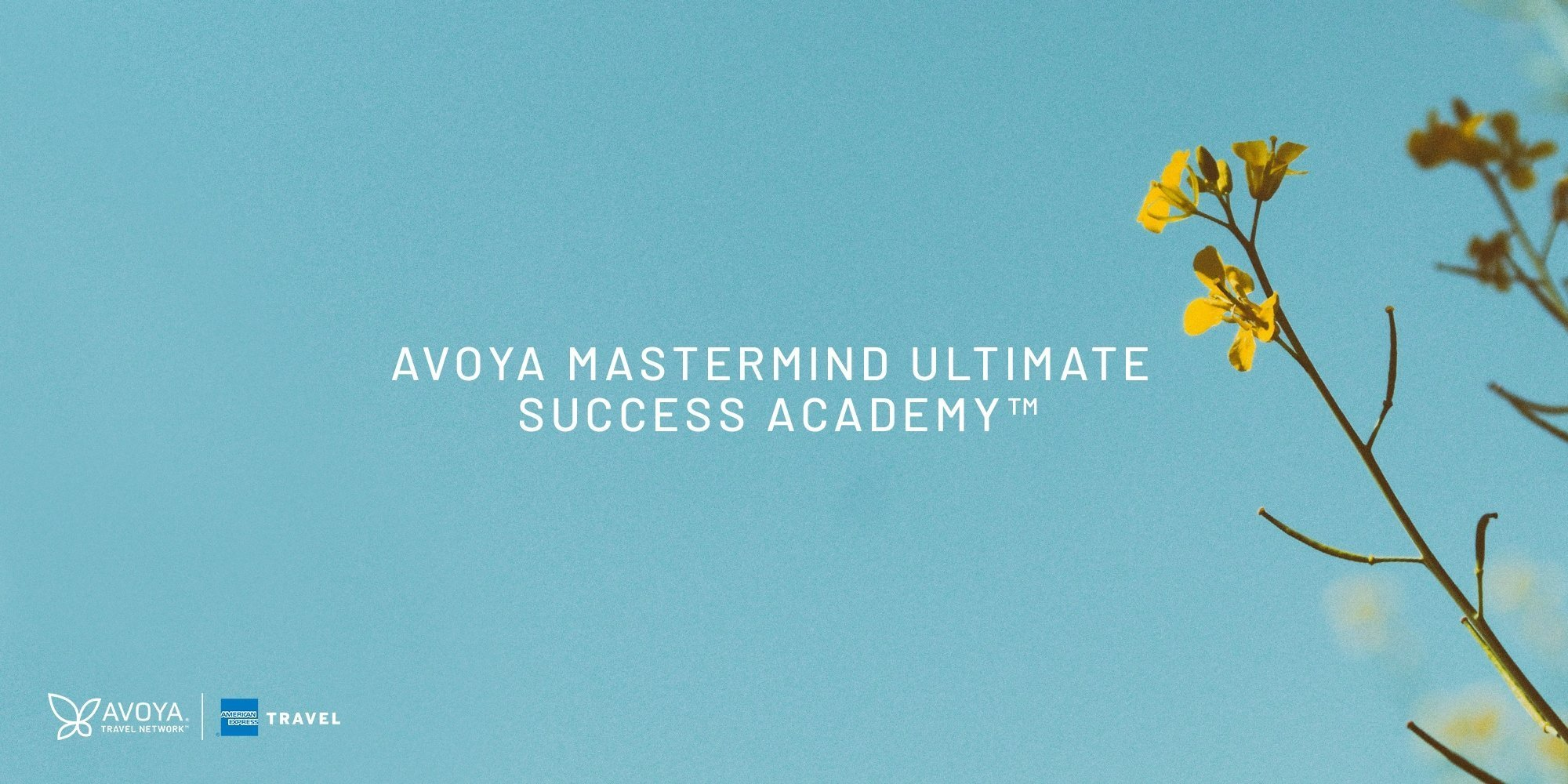 Miami, FL: Avoya Mastermind Ultimate Success Academy™