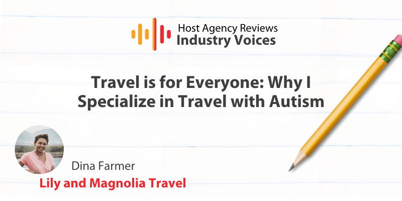 Dina Farmer - Travel with Autism