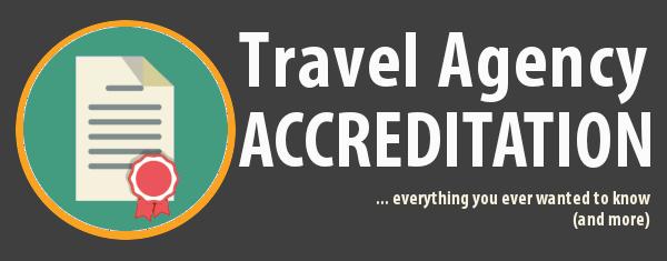 Travel Agency Accreditation