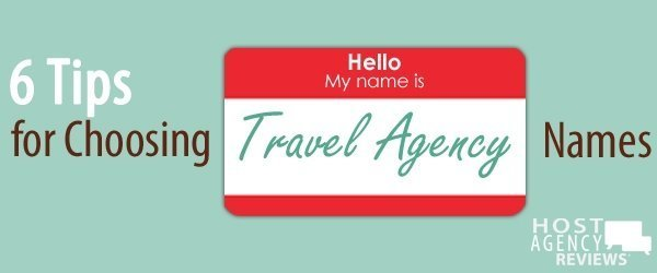 6 Easy Tips for Choosing Travel Agency Names