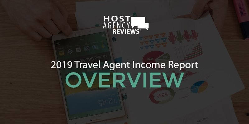 2019 Travel Agent Income Report - Overview