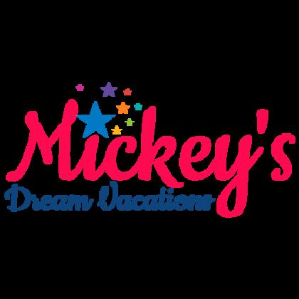 Mickey's Dream Vacations logo