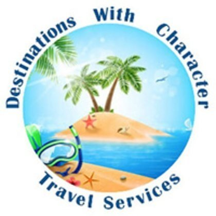 Destinations with Character Travel Agency logo